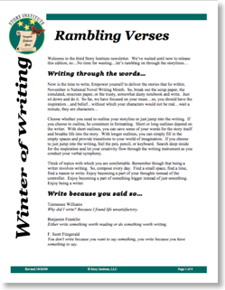 RamblingVerses Episode 3