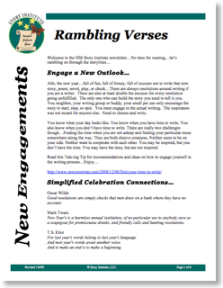 RamblingVerses Episode 5